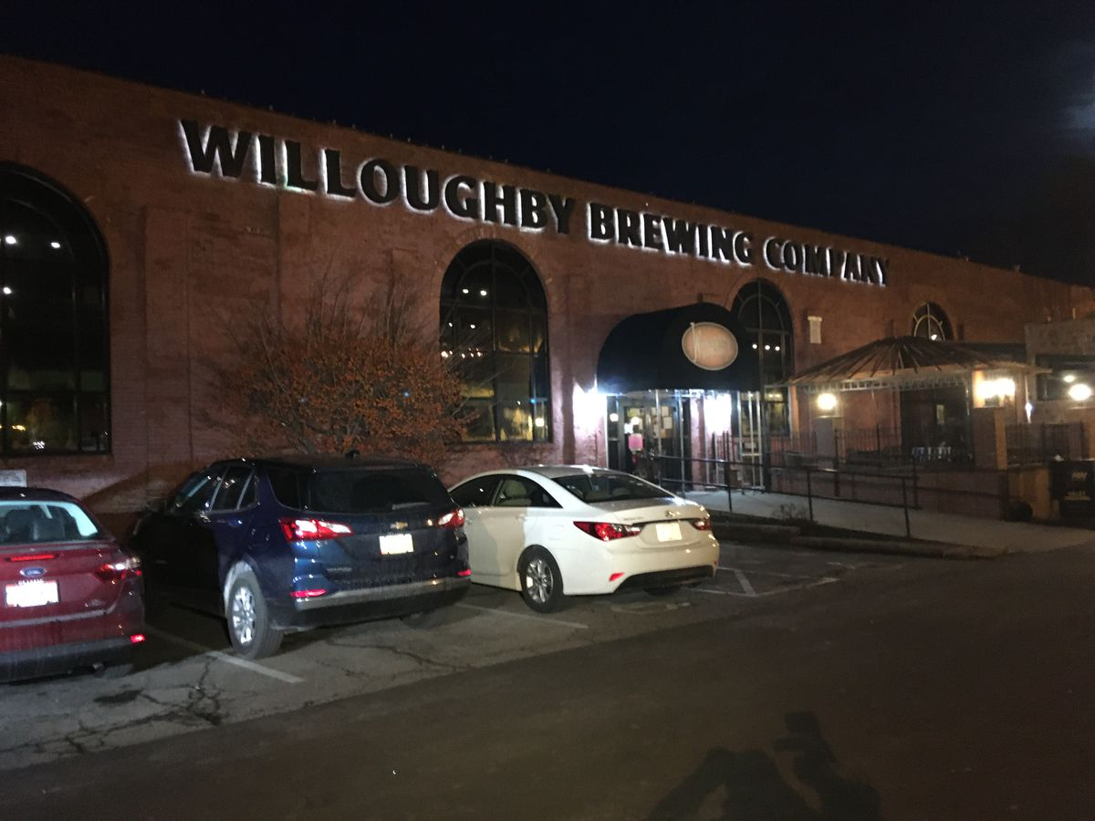 State of Ohio pulls vendor's license from Willoughby Brewing Co. for failing to pay sales tax