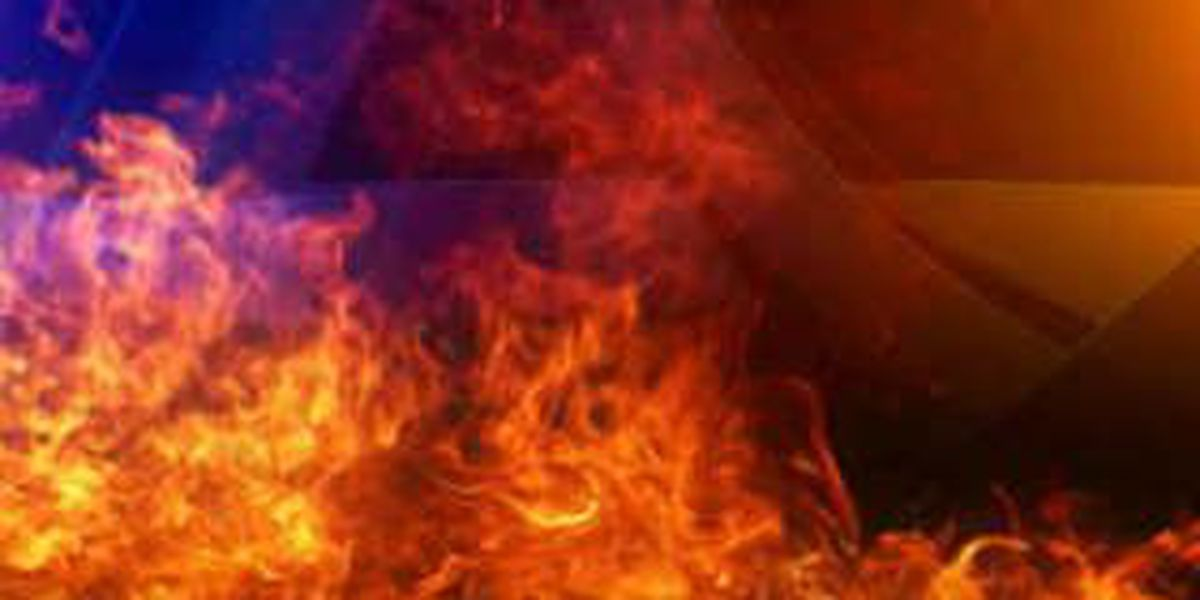 Lake County man critical after dumping gas into a fire pit