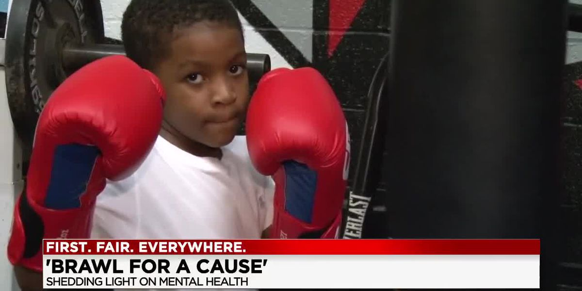 'Brawl for a Cause' leading a conversation about mental health for Cleveland youth