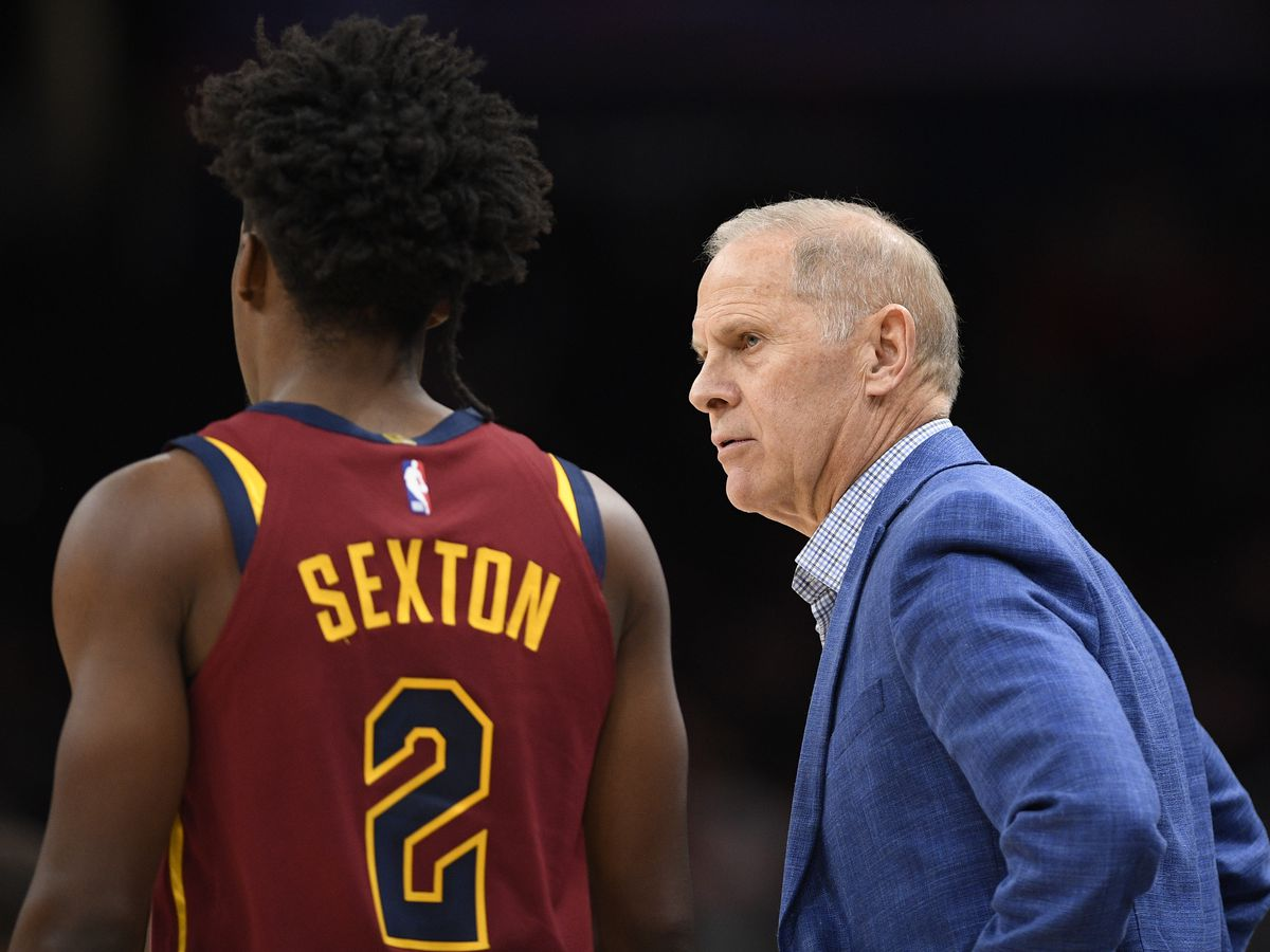 John Beilein met Cleveland Cavaliers players with an 'emotional apology,' staying on as head coach, ESPN reports