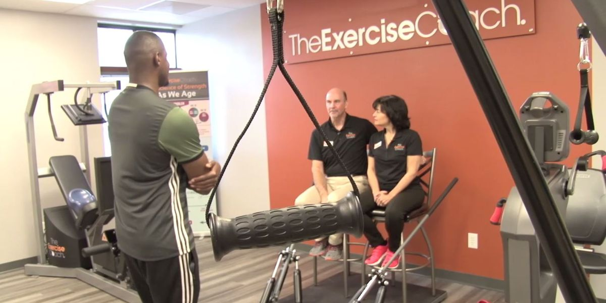 This Akron area smart gym uses technology for a killer workout in 20 minutes