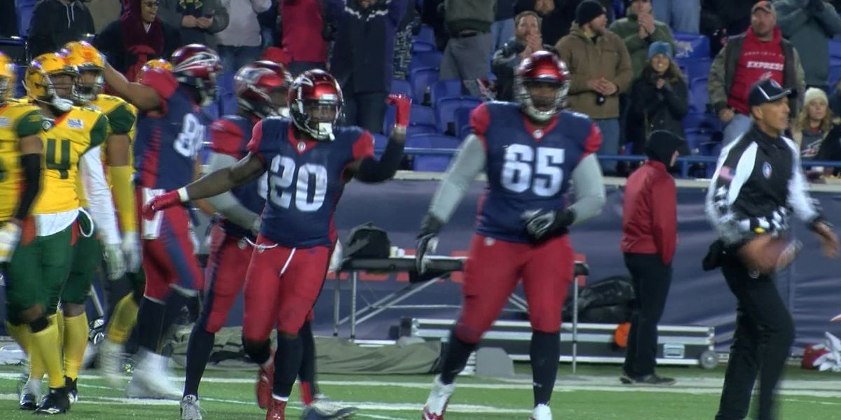 Overtime: What will happen to AAF players now that league has folded? Plus, Browns and Patriots share this intriguing trait
