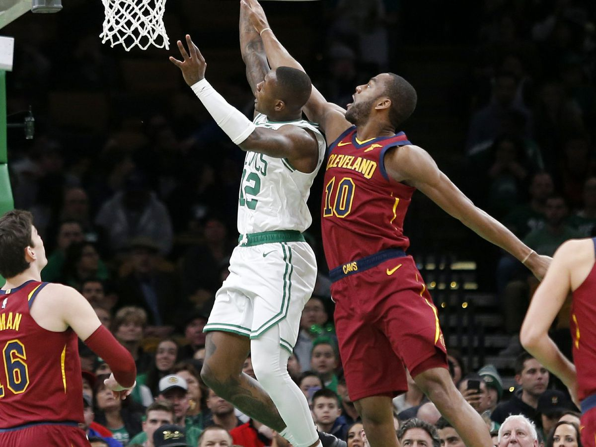 Former Shaker Heights star Terry Rozier scores 26 to send Cavaliers to 5th loss in a row