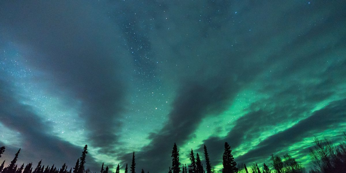 Northern Lights may be visible throughout Wisconsin over Labor Day weekend