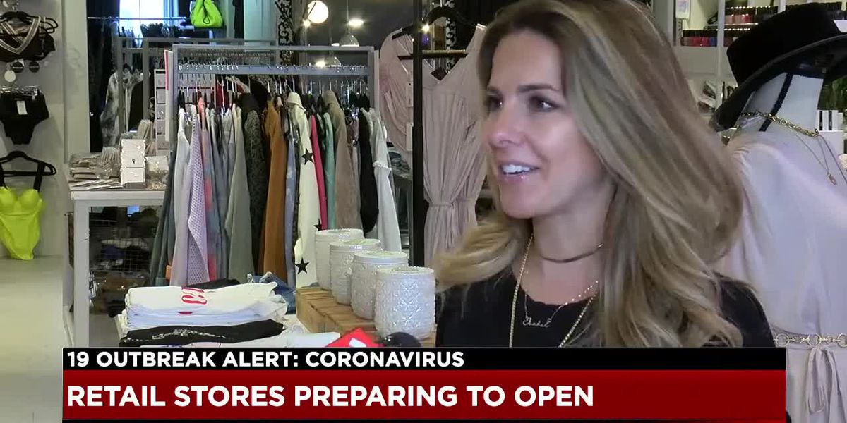 A retail store in Chagrin Falls is ready to open to customers but by appointment only