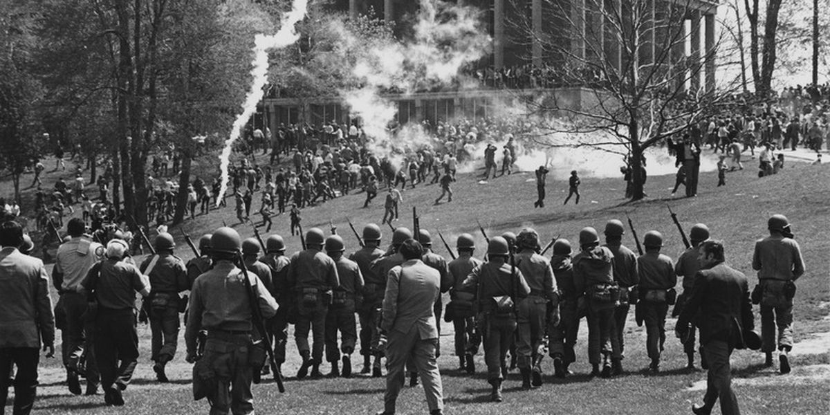 May 4, 1970: 49 years later at Kent State