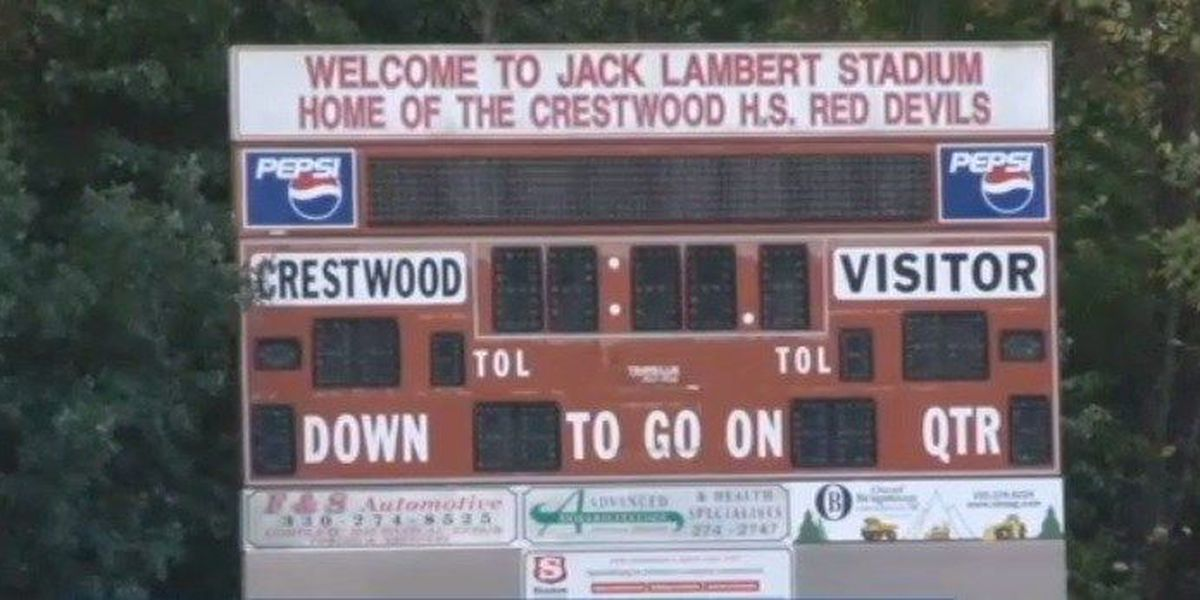 Crestwood High School football program reinstated after temporary suspension