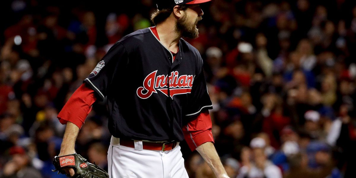 Andrew Miller broke postseason strikeout record in Game 4 of World Series