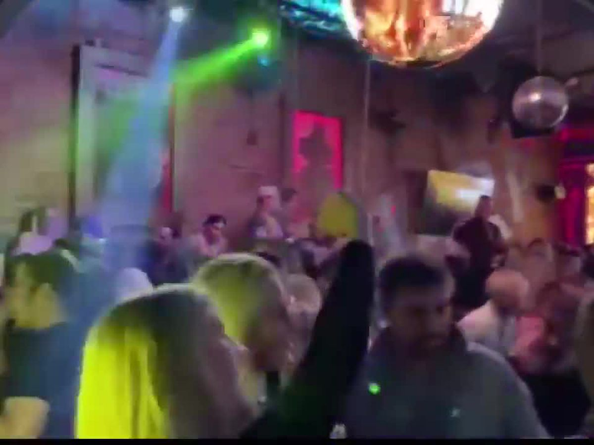 Clevelanders react to video showing unmasked patrons dancing in Barley House