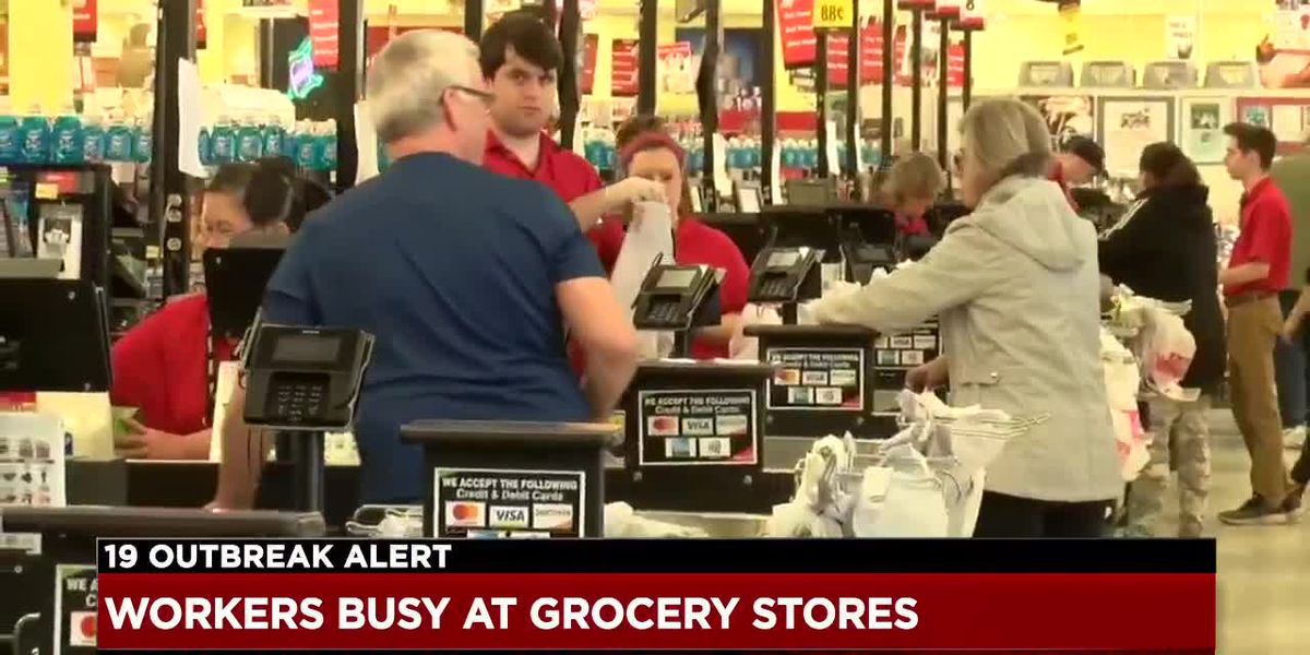 Northeast Ohio grocery store workers on the front lines during coronavirus pandemic