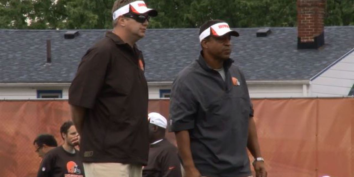Browns hire Ray Horton as defensive coordinator, adds four more to staff