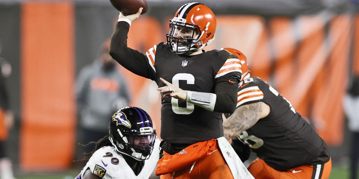 Cleveland Browns defeat New York Giants 20-6