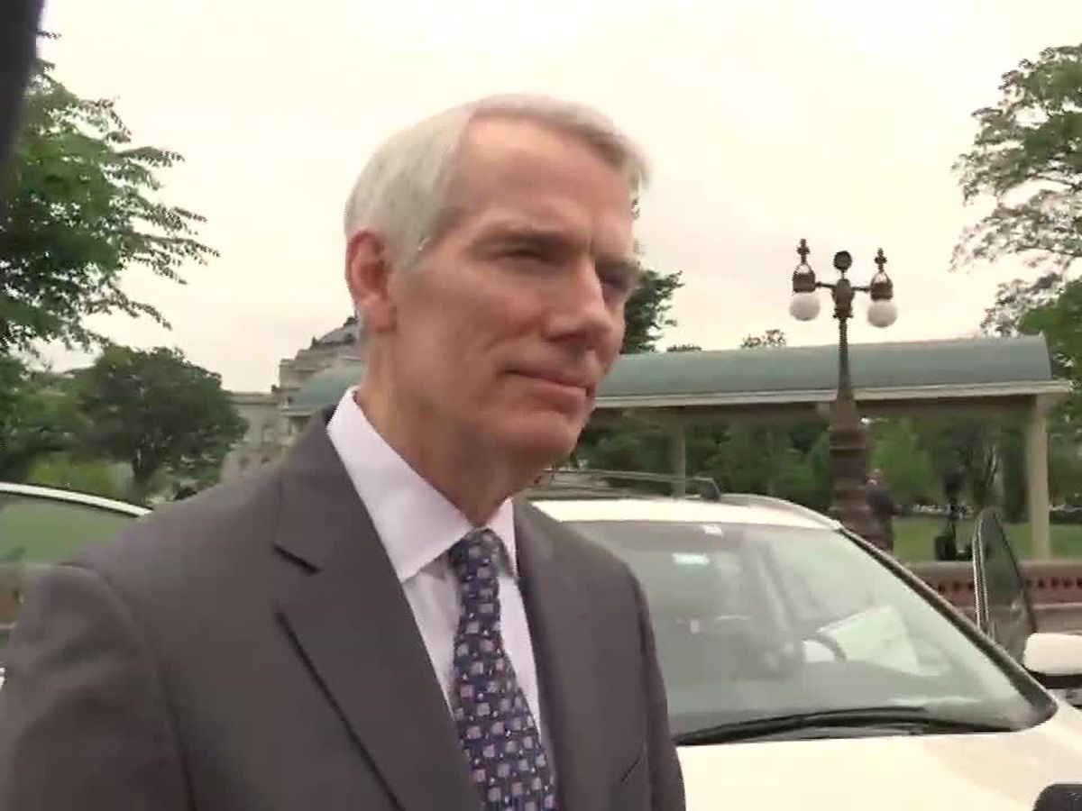 US Sen. Portman, of Ohio, says both candidates must accept election results, 'no matter the outcome'