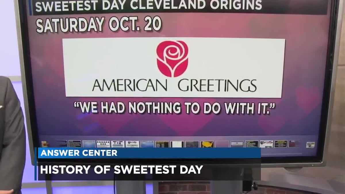 American greetings did not invent sweetest day but a clevelander did m4hsunfo