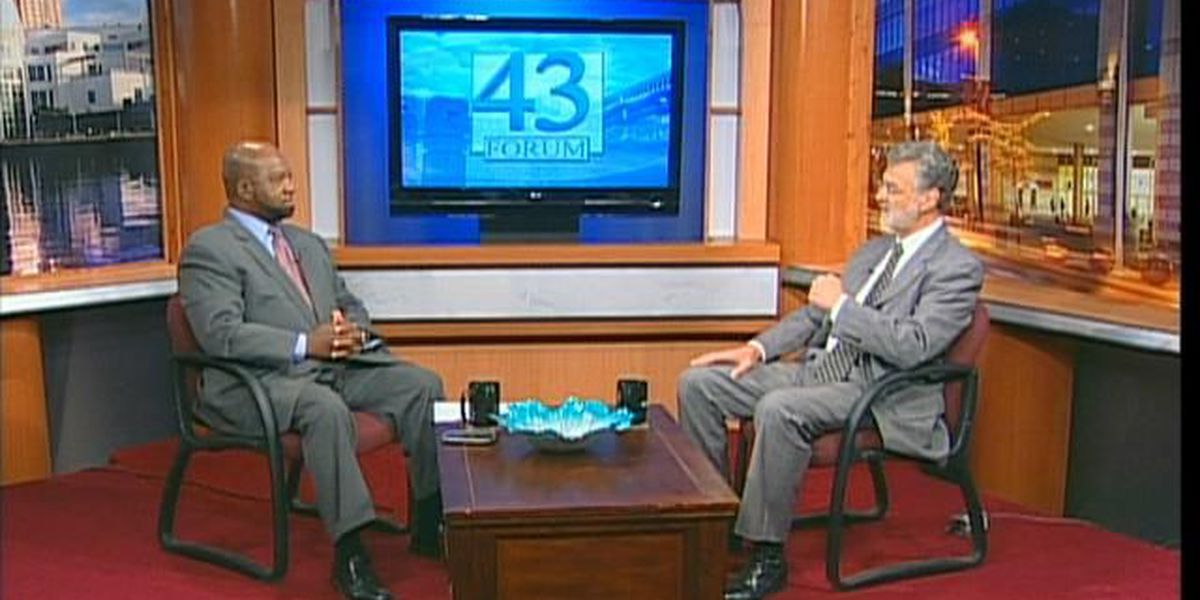 43 Forum: Mayor Jackson on Cleveland