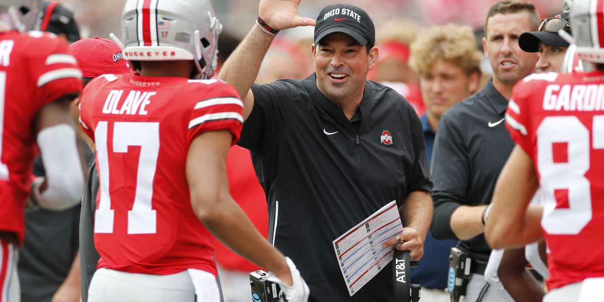 Fields' Day: New QB helps Ohio State roll over FAU 45-21