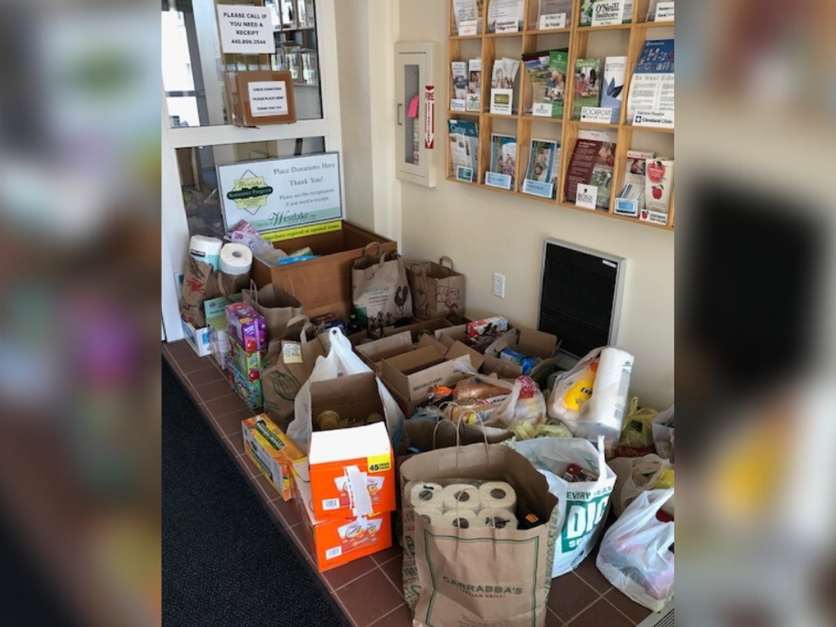 Westlake officials asking for donations to help the community amid crisis