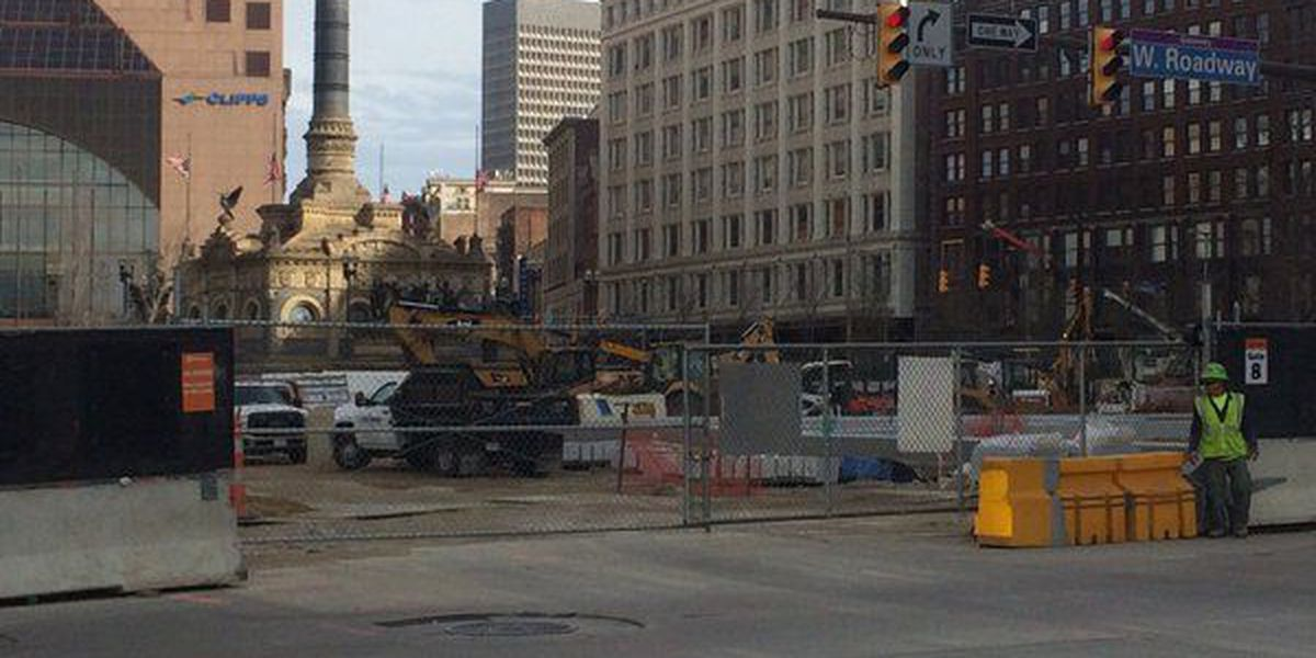 Public Square to close completely as project nears completion