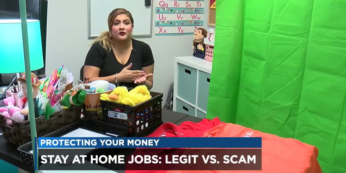 Work from home jobs: Separating scams from opportunity