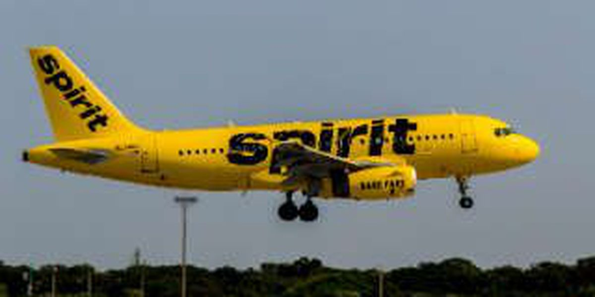 Spirit Airlines comes to Hopkins Airport