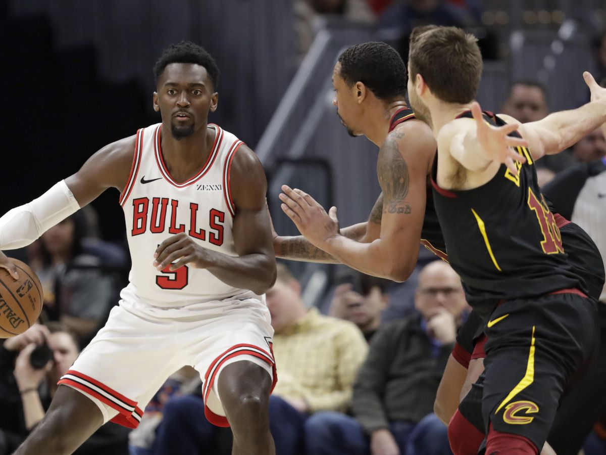 Bulls snap 10-game losing streak, beat Cavaliers 104-88