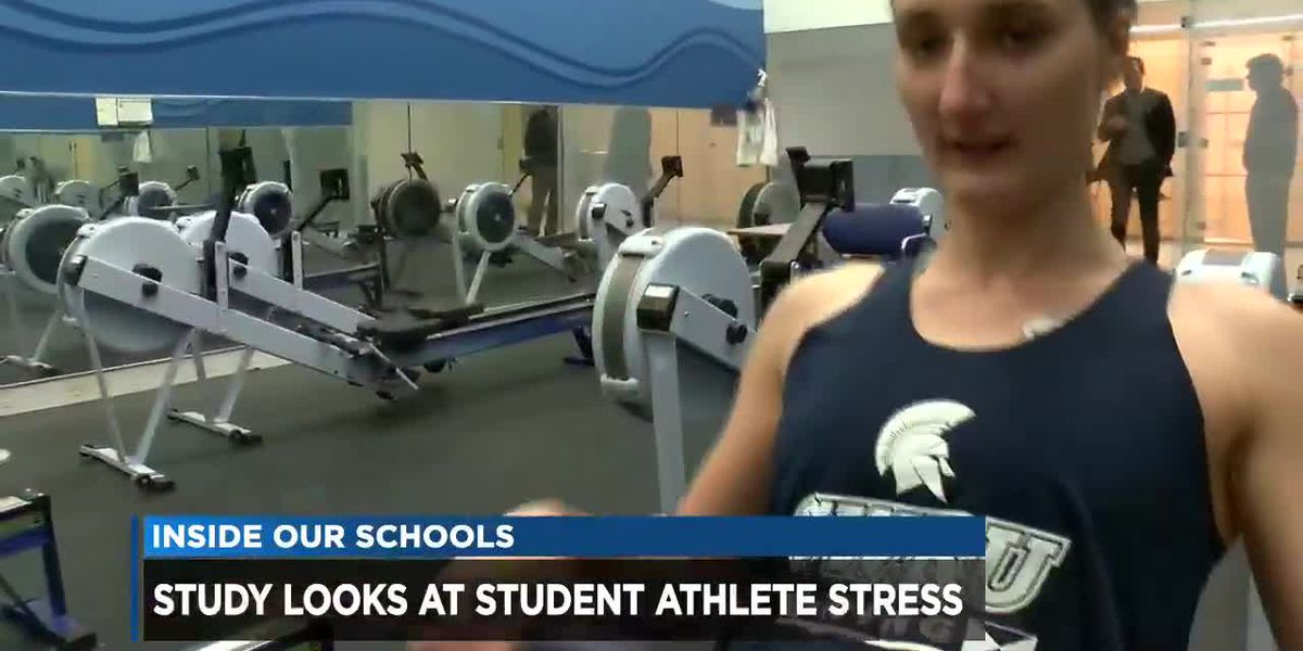 Case Western student researching device to Help Student Athlete Performance