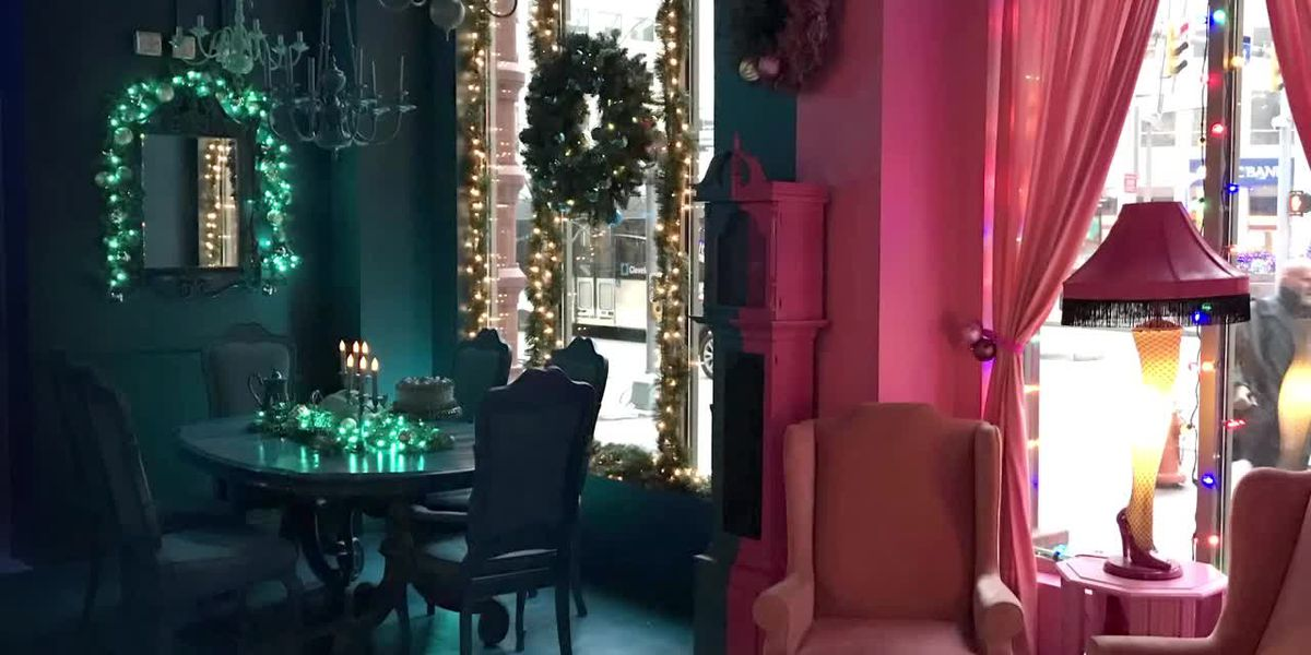 Lake Effects Pop-Up Cocktail Bar is like 'Going Home for the Holidays'