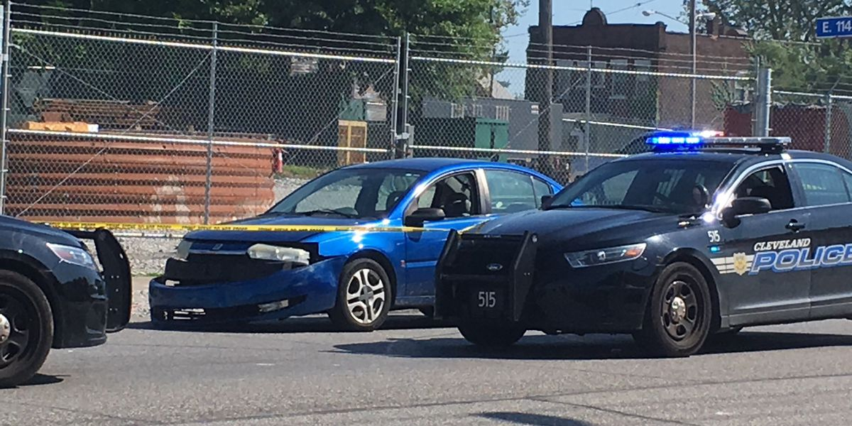 Woman involved in car crash tells Cleveland police she was escaping her kidnapper