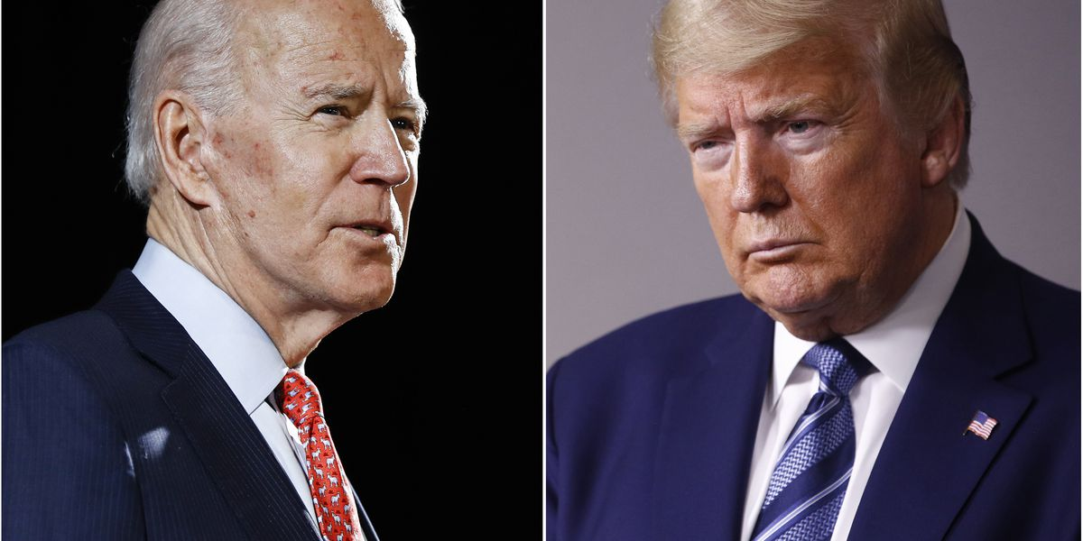 Chris Wallace To Moderate Trump Biden Presidential Debate In Cleveland