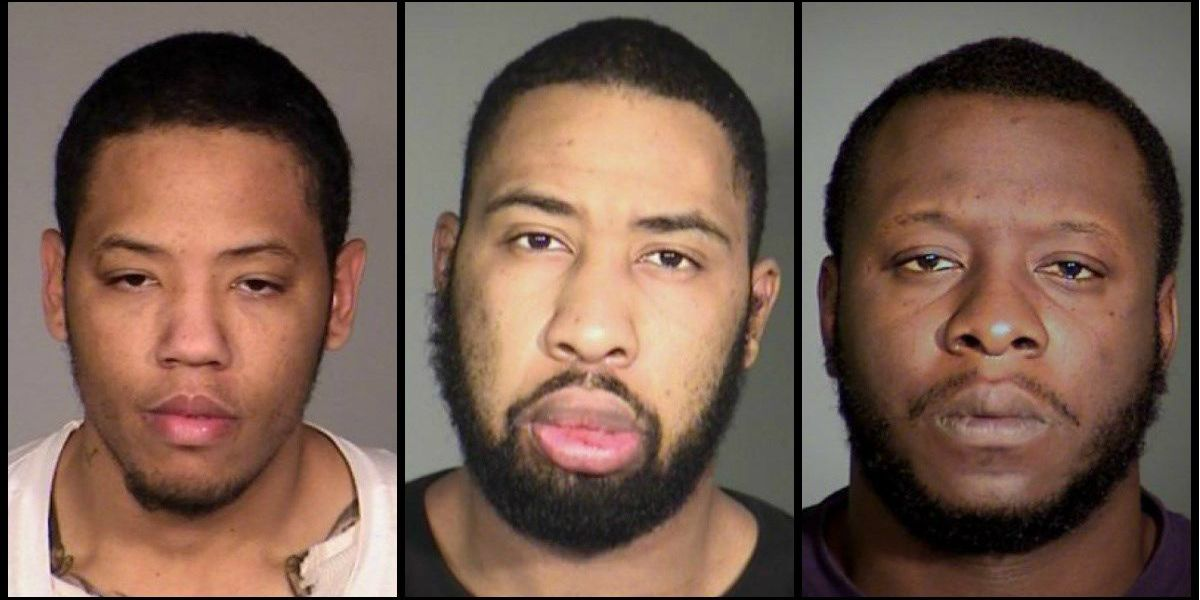 3 arrested after fleeing failed Rite Aid smash-and-grab