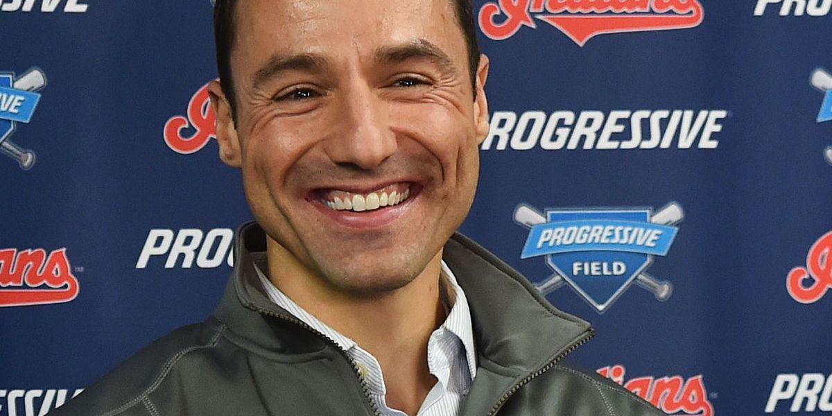 Cleveland Indians President Chris Antonetti fielded questions on the state of the team going into Spring Training