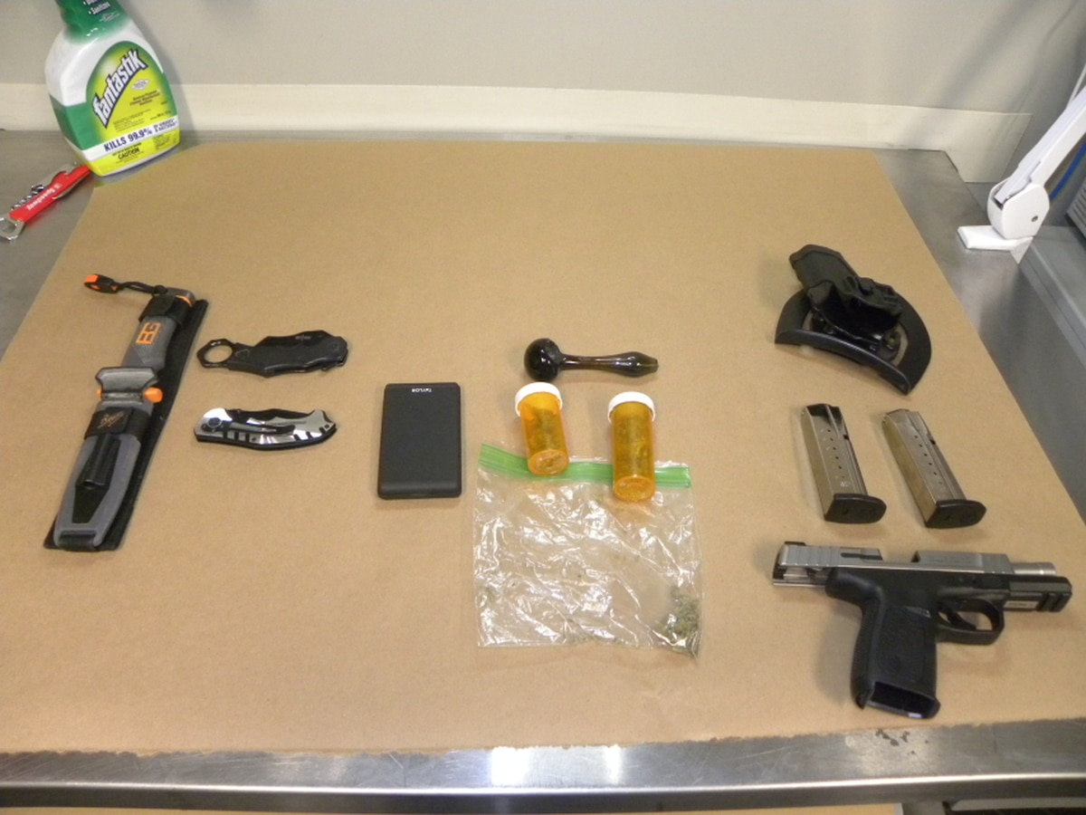 Westlake Police arrest 26-year-old man for drug and weapon charges after traffic stop