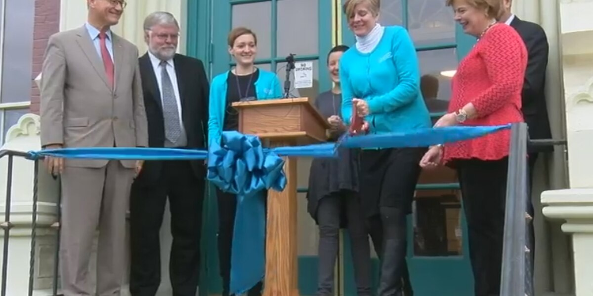 Children's Museum of Cleveland hosts ribbon-cutting ahead of grand opening