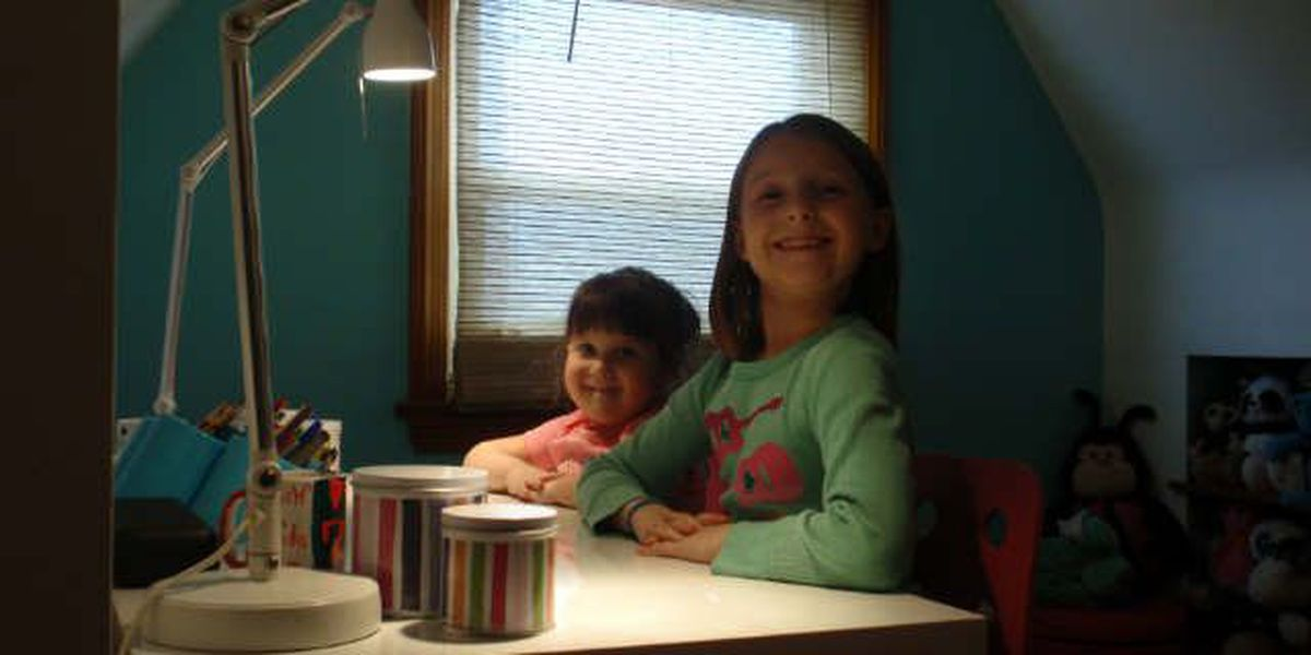 Bedroom makeover complete for Parma girl with Spina Bifida