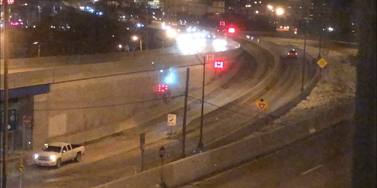 First look at wrong-way detection system being tested on West Shoreway