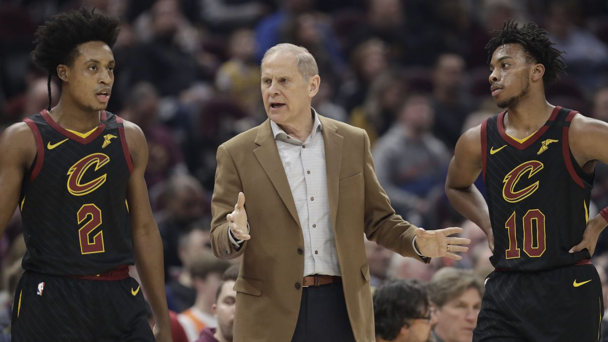 Report: John Beilein and Cavs have discussed the possibility of him stepping down as head coach