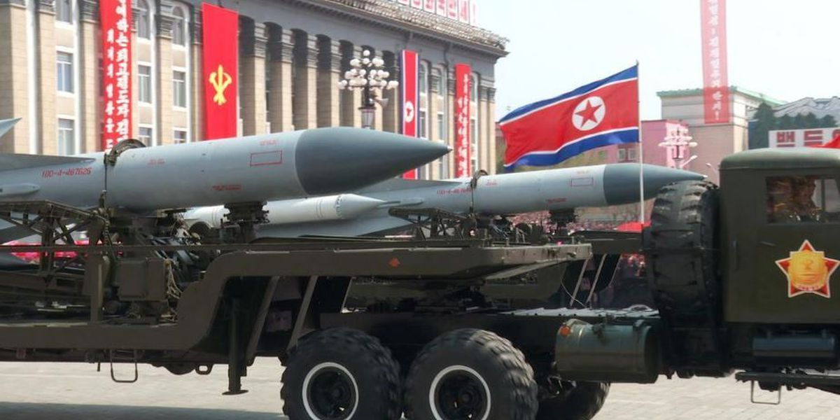 Could a North Korean missile reach the US? Cleveland?