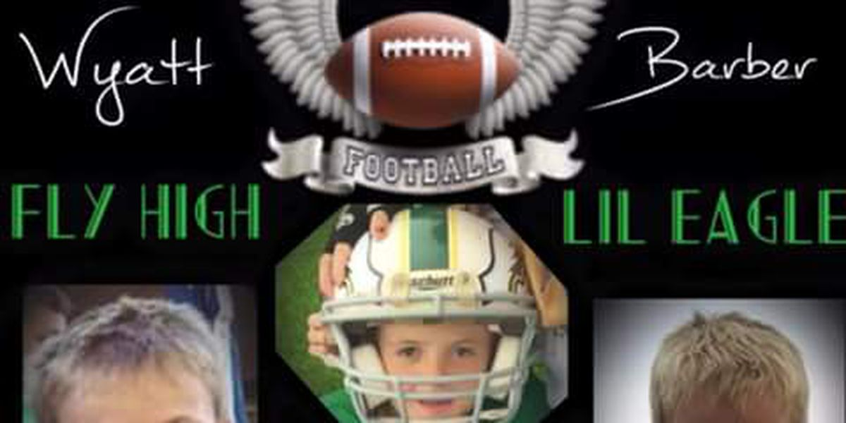 9-year-old OH boy Wyatt Barber collapses, dies after football practice