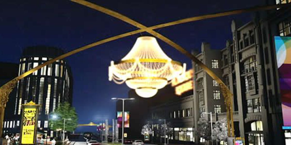 PlayhouseSquare announces date for lighting of show stopping chandelier