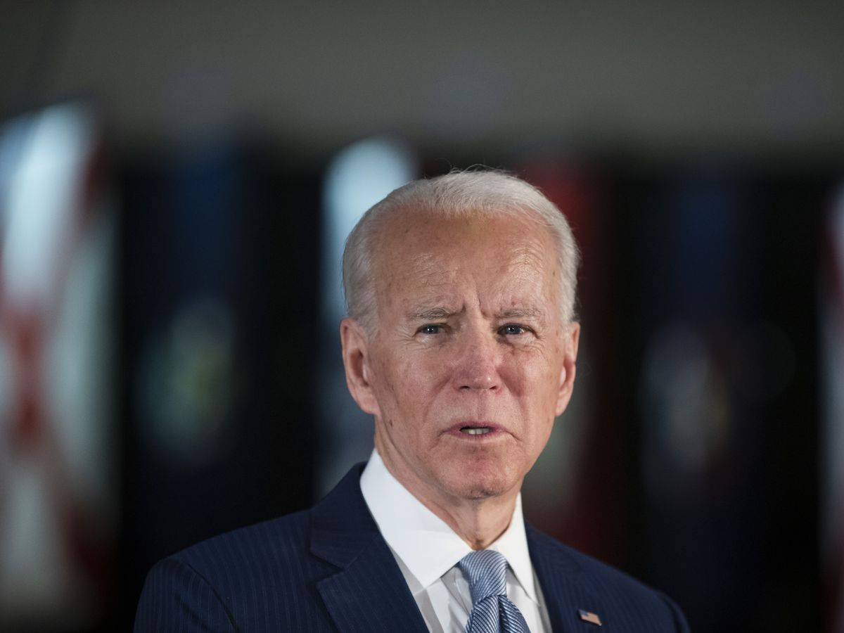 Unrest demonstrates Biden's challenge in breaking through