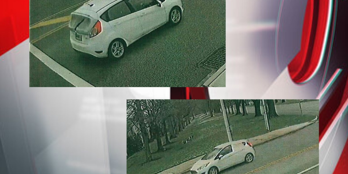 Garfield Heights police asking for public's help looking for vehicle involved in Save-a-Lot theft