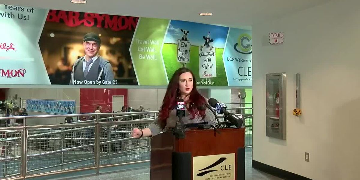 City of Cleveland pays $4.5M to create a new concept for Cleveland Hopkins International Airport