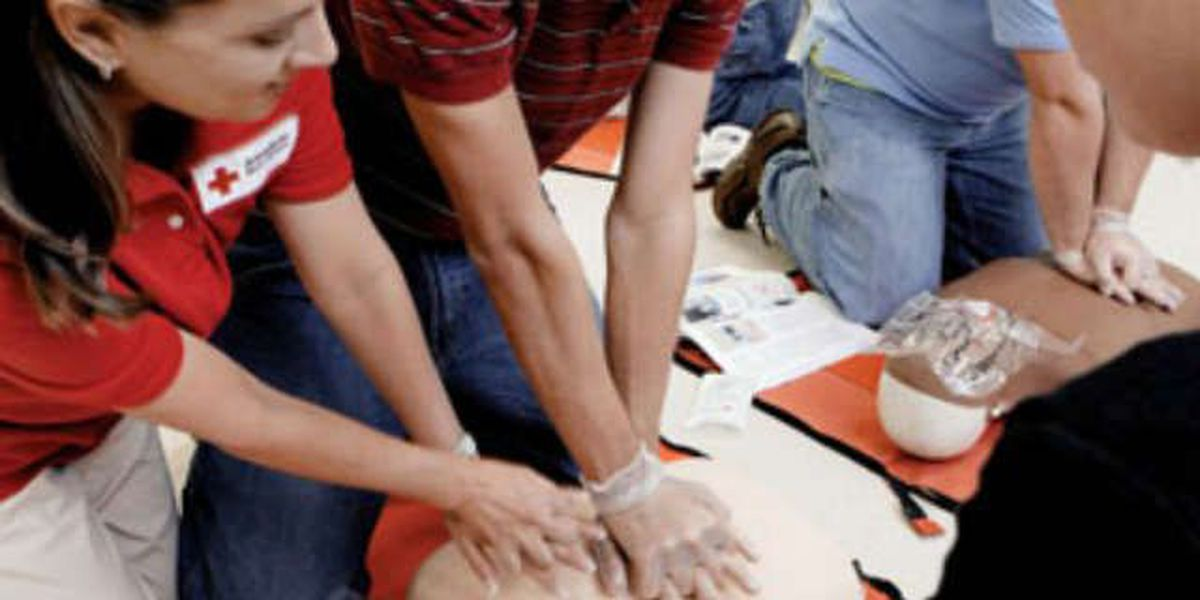 Go Red: CPR important to start right away