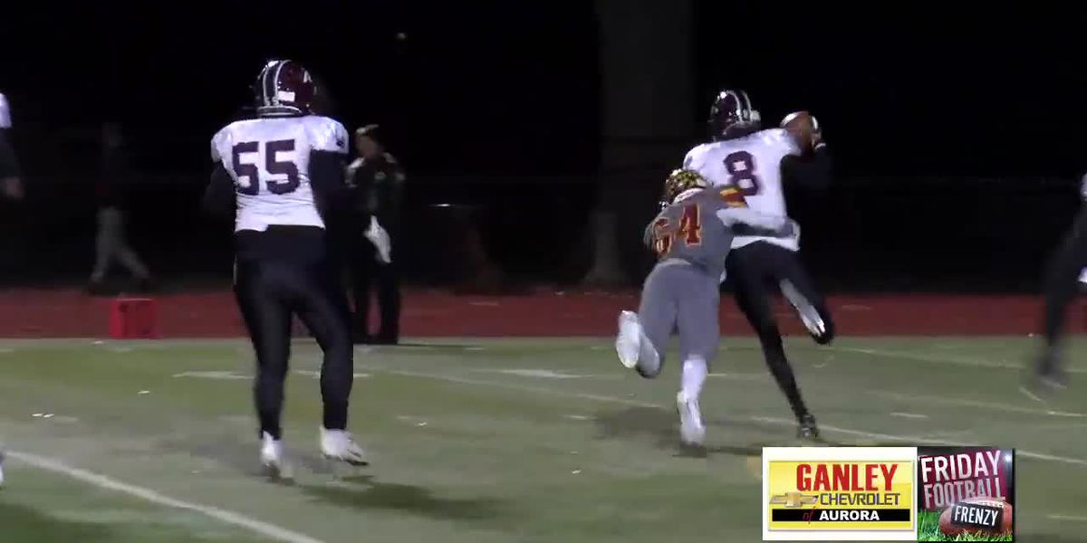 Friday Football Frenzy playoffs (part 2) 11-8-19