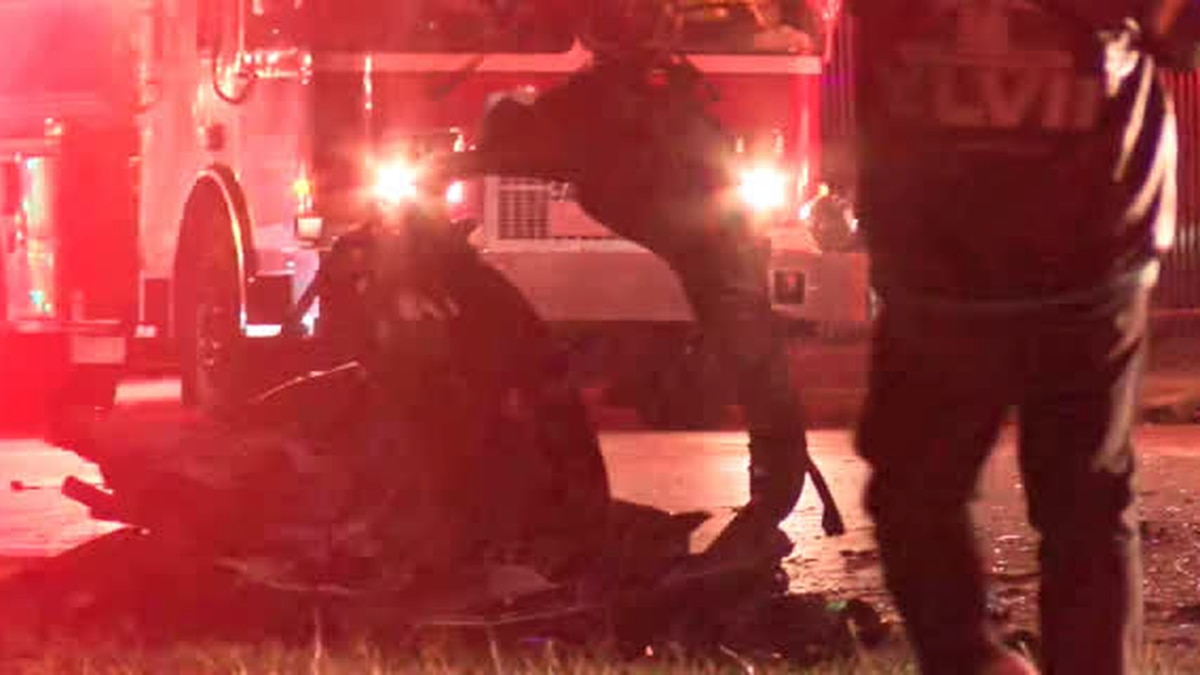 2 critically injured in multi-car crash on Cleveland's East Side (video)
