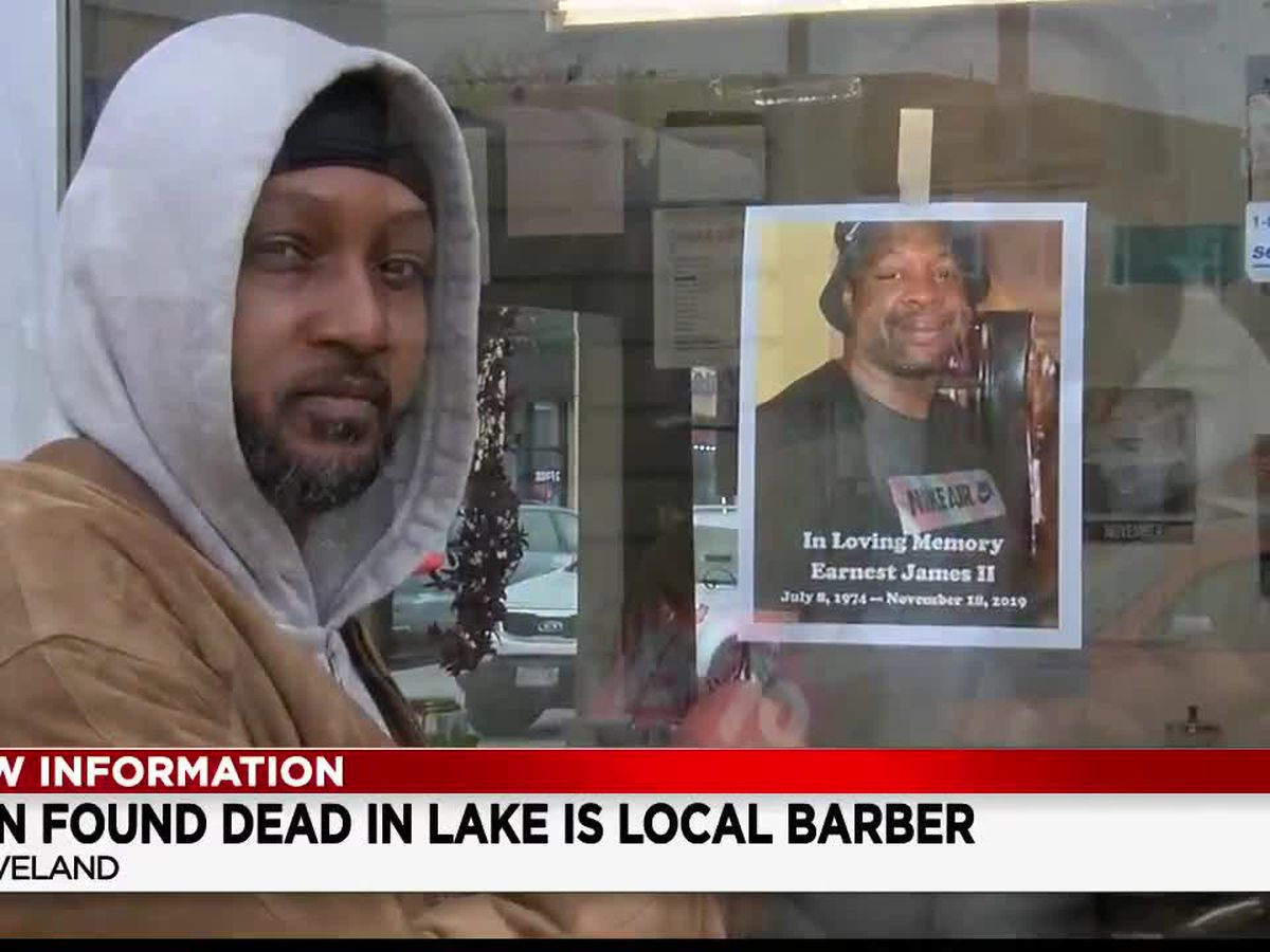 Man who tragically died in Lake Erie was barber from Collinwood