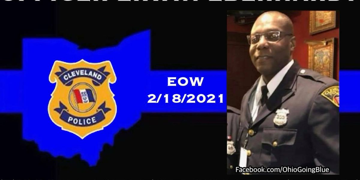 Funeral arrangements set for off-duty Cleveland police officer who died suddenly