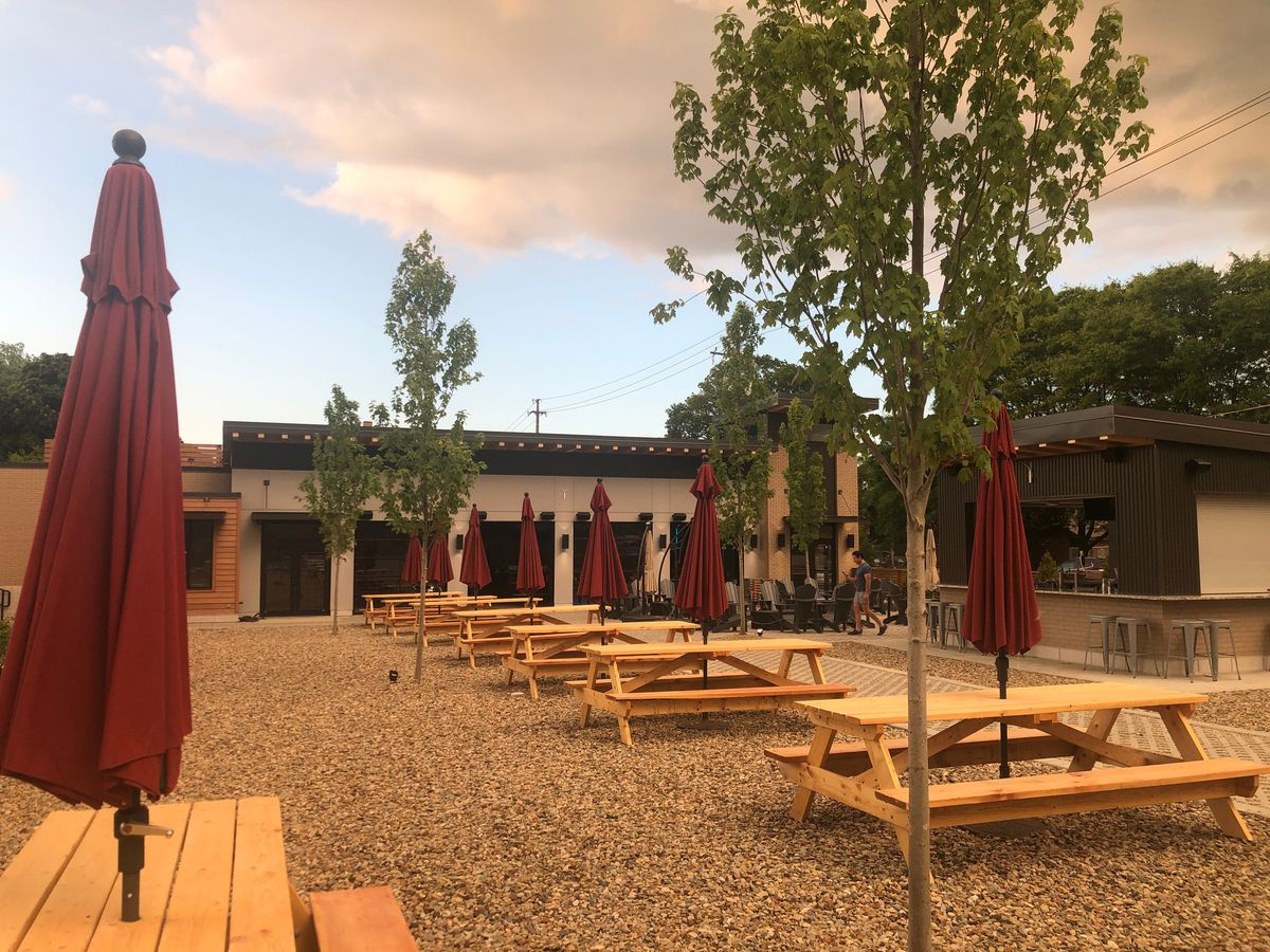 Lakewood Truck Park opens today with 8,000 square feet of outdoor dining