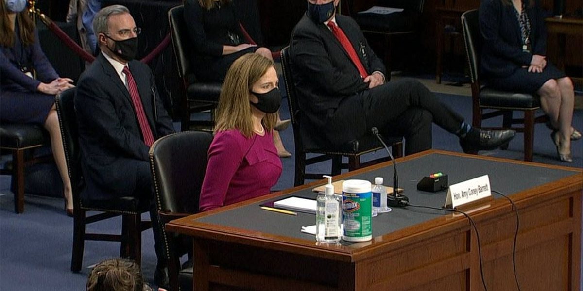 Day 1 on Amy Coney Barrett Supreme Court confirmation hearing begin in  Senate