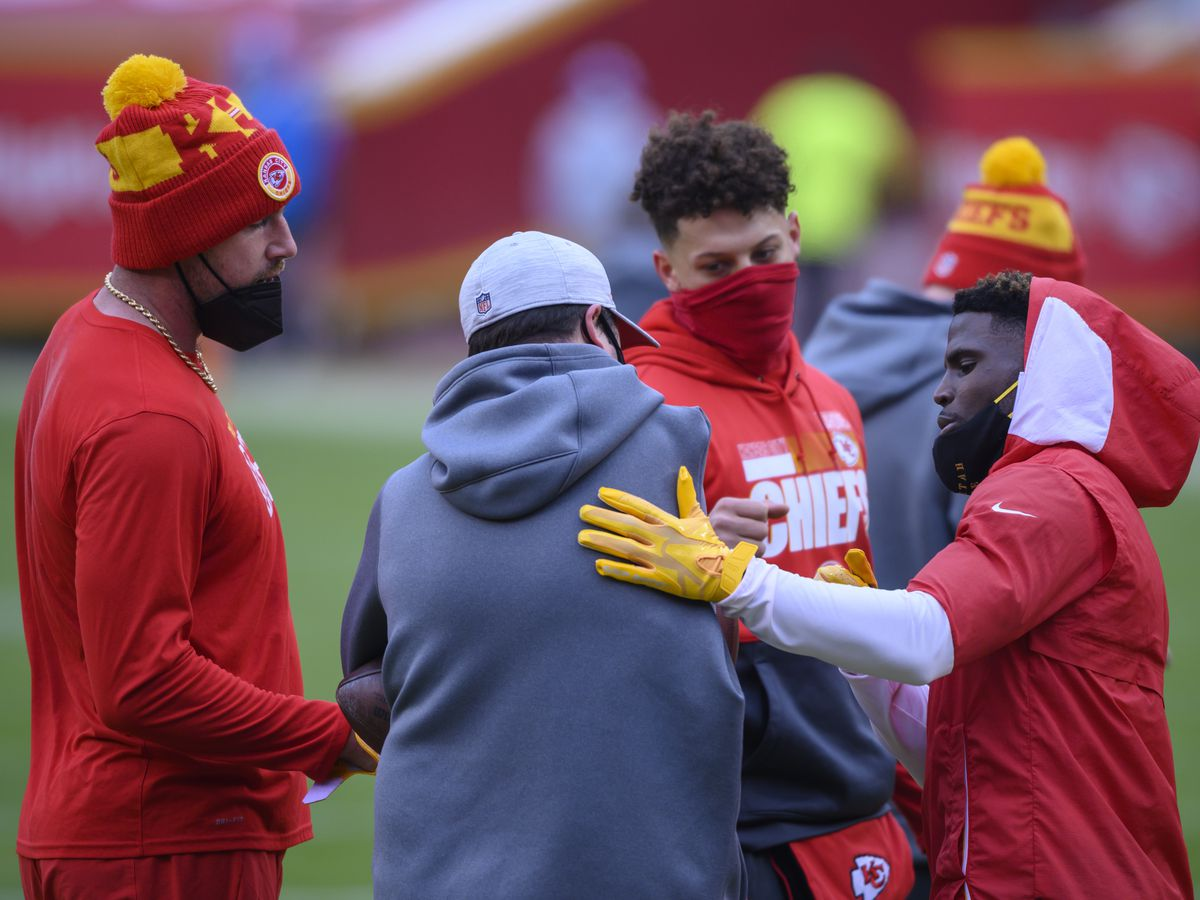 Which Chiefs player presents the toughest challenge on Sunday?